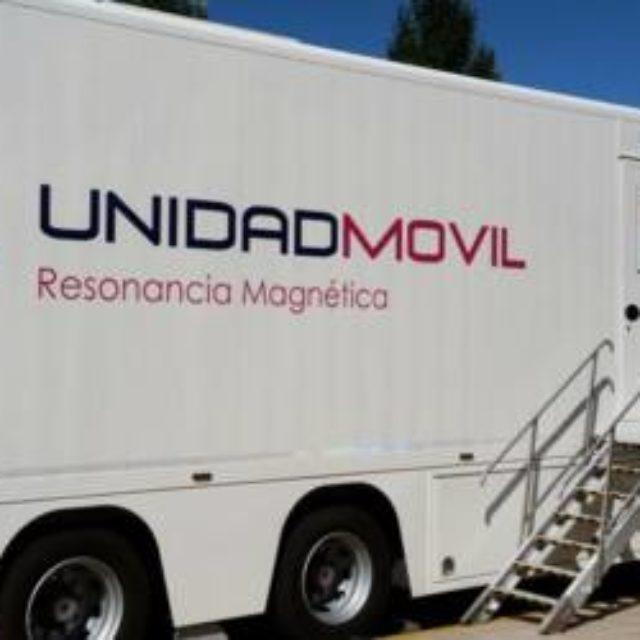 UNIDAD MOVIL RESONANCIA MAGNÉTICA CEDISA