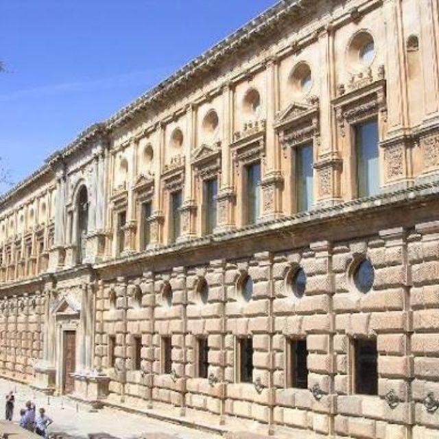 MUSEO PALACIO CARLOS V