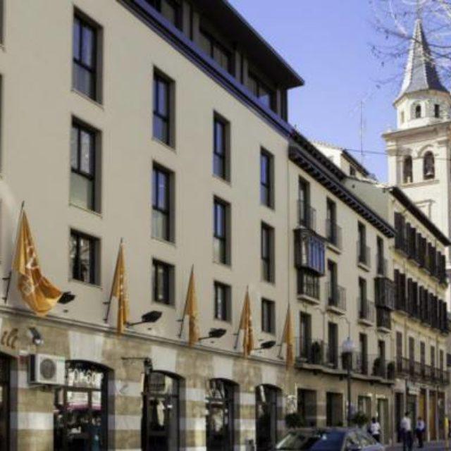 HOTEL VINCCI ALBAYZIN