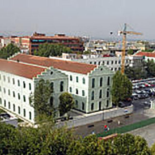 Complejo administrativo Los Mondragones D-E